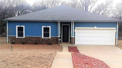 Mansfield Single Family Home For Sale: 220 Cotton Drive