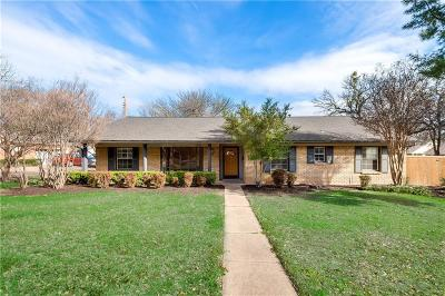Irving Single Family Home For Sale: 1017 Sleepy Hollow Drive S