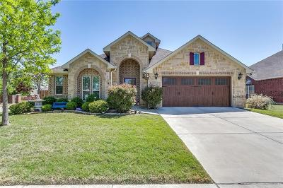 Fort Worth Single Family Home For Sale: 4429 Mallow Oak Drive