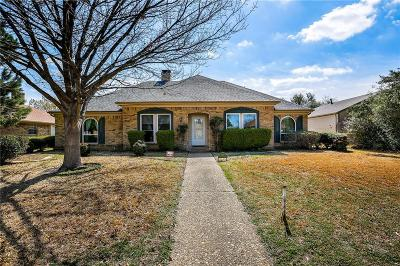 Richardson Single Family Home For Sale: 1408 Flintwood Drive