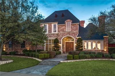 Plano Single Family Home For Sale: 6700 Greyhawk Circle