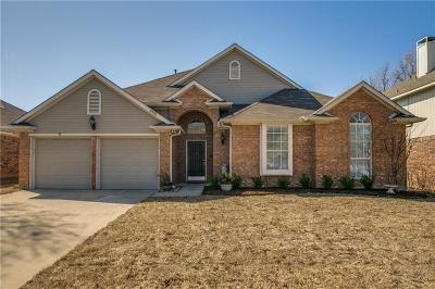 Plano TX Single Family Home Active Option Contract: $309,000