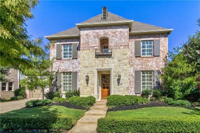 Frisco Single Family Home Active Kick Out: 3710 Hickory Grove Lane