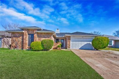 Arlington Single Family Home For Sale: 209 Myrtle Drive