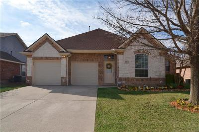 Wylie Single Family Home Active Option Contract: 204 Autumn Breeze Drive