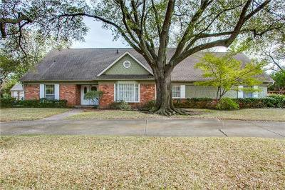 Dallas Single Family Home For Sale: 4518 Mendenhall Drive