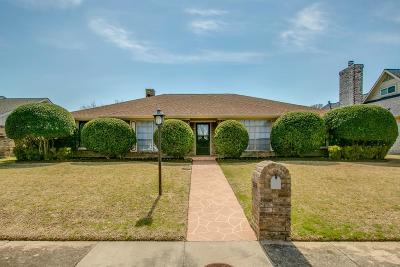 Dallas TX Single Family Home For Sale: $415,000