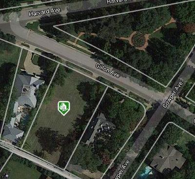 Dallas County, Ellis County Residential Lots & Land For Sale: 3705 Gillon Avenue