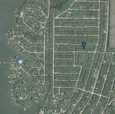 Mabank Residential Lots & Land For Sale: 112 Quanah Road