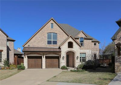 Coppell Single Family Home For Sale: 127 Whispering Hills Court