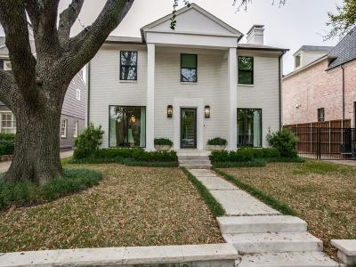 Highland Park Residential Lease For Lease: 4558 Rheims Place