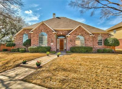 Plano Single Family Home For Sale: 8001 Hazeltine Drive