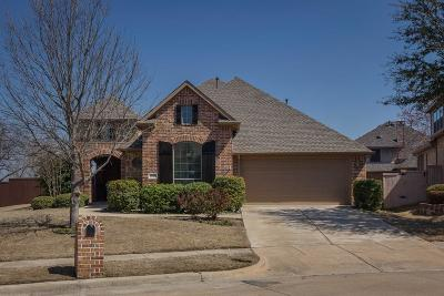 McKinney Single Family Home For Sale: 1916 Woodway Drive