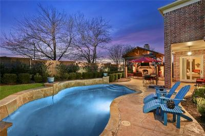 McKinney Single Family Home For Sale: 801 Chamberlain Place