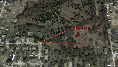 Parker County Residential Lots & Land For Sale: 809 E 3rd Street