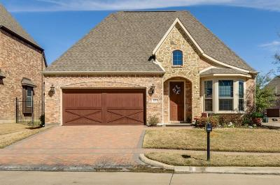 North Richland Hills Single Family Home For Sale: 8433 Town Walk Drive