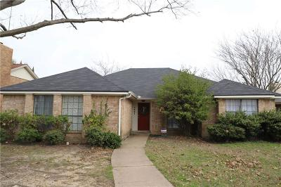 Rowlett Single Family Home For Sale: 7921 Rice Drive
