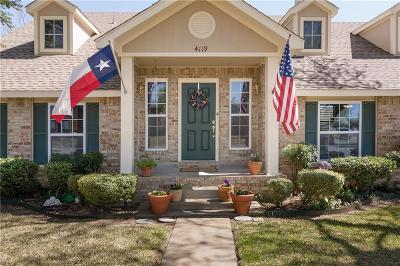 The Colony TX Single Family Home For Sale: $260,000