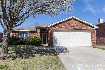 Crandall Single Family Home Active Option Contract: 212 Rio Grande Drive