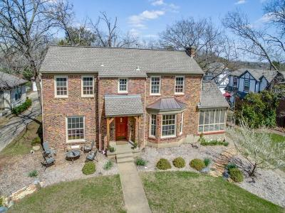 Dallas Single Family Home For Sale: 1006 Clermont Street