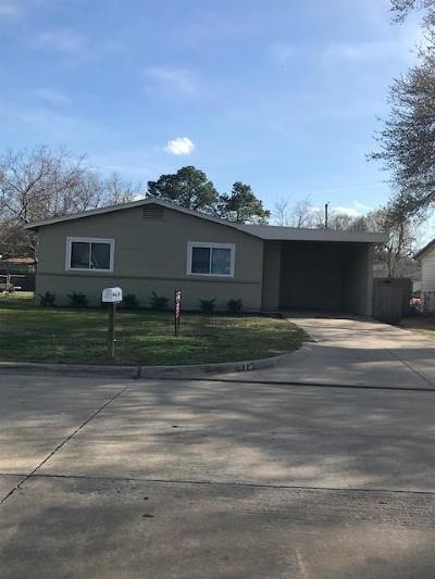 Hurst Single Family Home Active Option Contract: 773 Thomas Avenue
