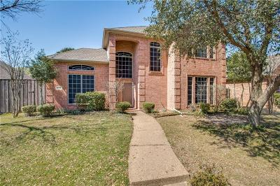 Allen Single Family Home For Sale: 710 Big Horn Court