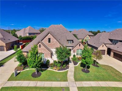 Southlake TX Single Family Home For Sale: $850,000