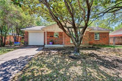 Fort Worth Single Family Home For Sale: 6405 Loydhill Lane