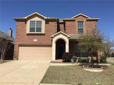 Fort Worth Single Family Home For Sale: 2253 Frosted Willow Lane