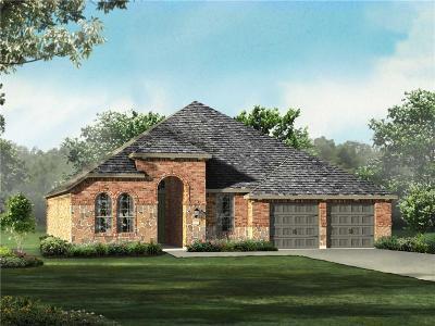 McKinney Single Family Home For Sale: 2600 Cross Oak Place