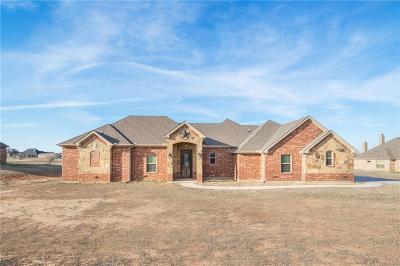 Springtown Single Family Home For Sale: 2991 Knob Road