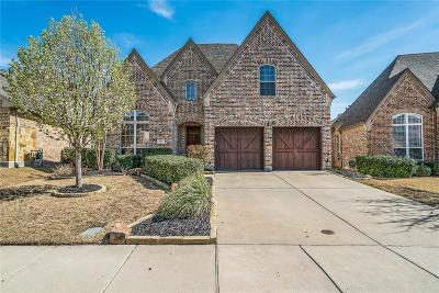 McKinney Single Family Home For Sale: 3437 Estes Park Lane
