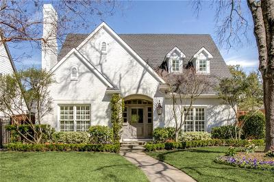 Highland Park Single Family Home For Sale: 4672 S Versailles Avenue