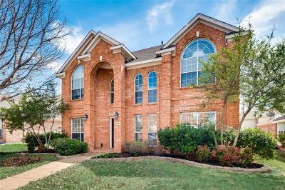 Plano TX Single Family Home Active Option Contract: $348,999