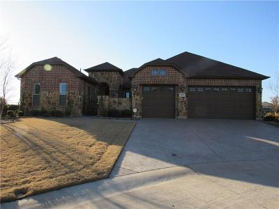 Denton Single Family Home Active Option Contract: 9900 Lindenwood Trail