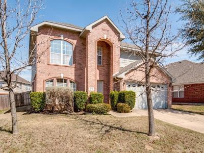Single Family Home For Sale: 9216 Manassas Ridge