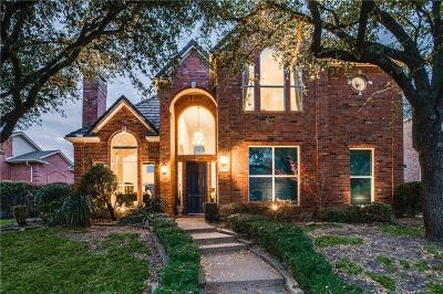 Frisco TX Single Family Home For Sale: $599,000