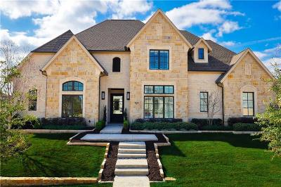 Southlake TX Single Family Home For Sale: $1,659,900