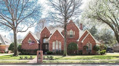 Colleyville Single Family Home Active Option Contract: 2405 Highland Drive