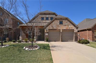 McKinney Single Family Home For Sale: 4300 Holburn Drive
