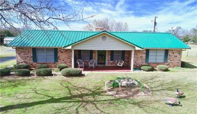Wills Point Single Family Home For Sale: 1101 Vz County Road 3204