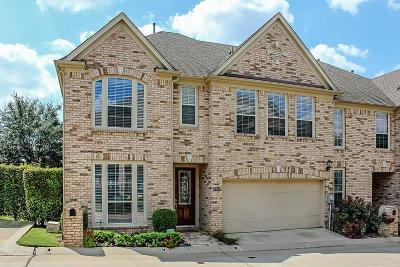 Colleyville Townhouse For Sale: 3941 Spring Garden Drive