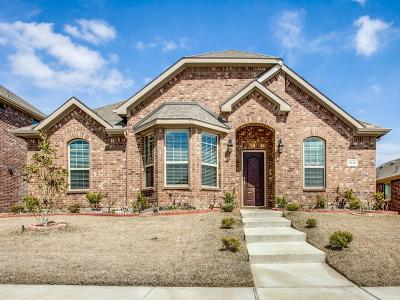 Sachse Single Family Home For Sale: 3618 Thunder Drive