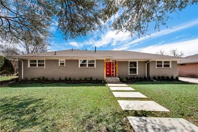 Dallas Single Family Home For Sale: 6134 E University Boulevard