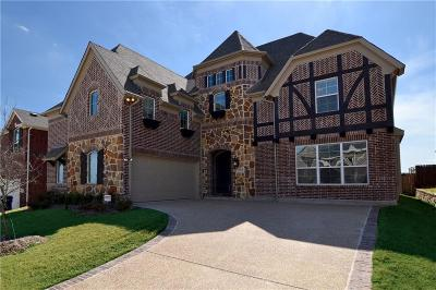 Little Elm Single Family Home For Sale: 13908 Glory Lily Drive