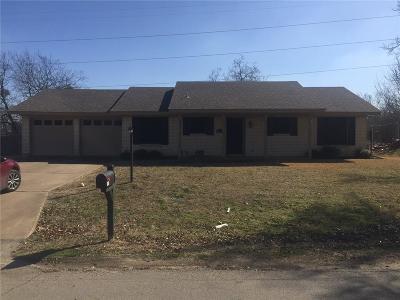 Joshua Single Family Home Active Option Contract: 801 Ridgeway Road