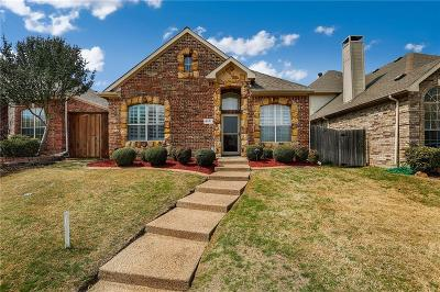 Plano Single Family Home For Sale: 8101 Still Springs Drive