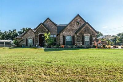 Springtown Single Family Home For Sale: 141 Mill Crossing Lane