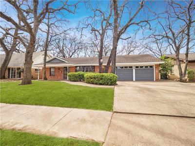 Irving Single Family Home Active Option Contract: 225 King Richard Street