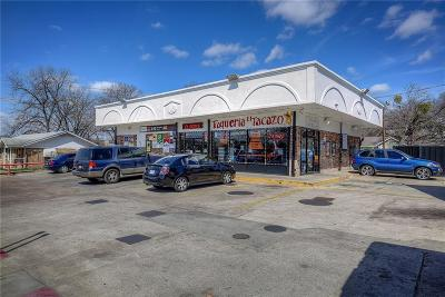 Irving Commercial For Sale: 401 W 6th Street